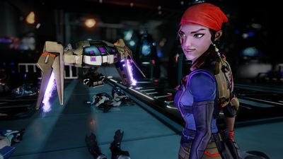 Agents of Mayhem is on sale for $20 in this weekend's Steam sales: 10/14/2017