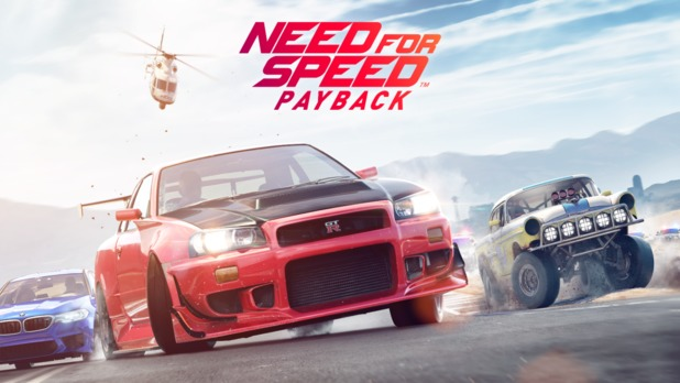 [Watch] Check out the first story mode trailer for 'Need for Speed: Payback'
