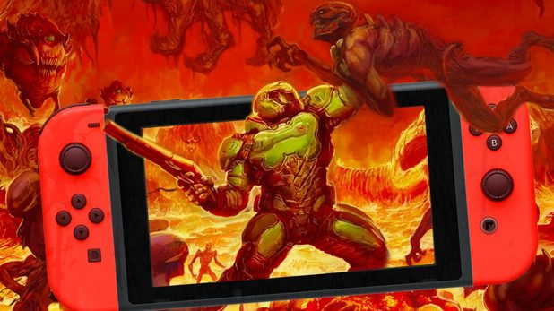 Doom is Coming to Nintendo Switch in November