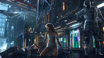 CD PROJECT RED says Cyberpunk 2077 'progressing'; Comments on employee reviews