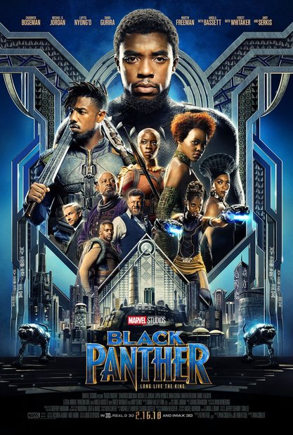 [Watch] Marvel has released the first official 'Black Panther' trailer and poster