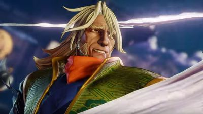 [Watch] 'Street Fighter V' debuts their next DLC fighter, Zeku