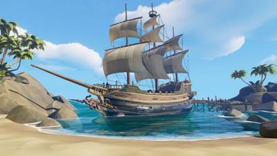 [Watch] Sea of Thieves will let players explore the world solo in small ships