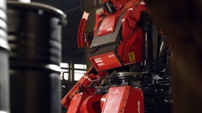 First real-life giant robot battle to take place tonight