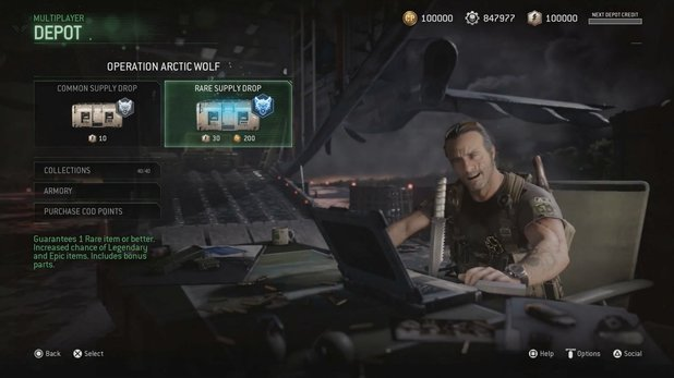 Activision thinks outside the box with new microtransaction patent