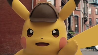 Detective Pikachu Movie Is Eyeing Some Big Name Action Stars