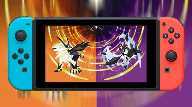 This Is Why Pokemon Ultra Sun And Moon Aren't on Nintendo Switch