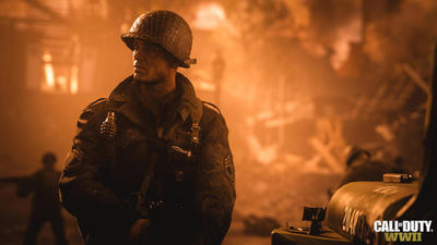 Call of Duty: WW2 Edited in Australia, Sexual Assault Seen Altered