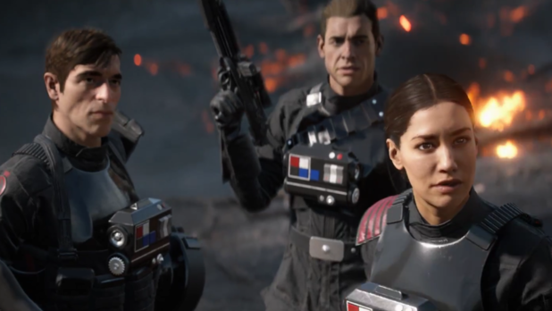 Star Wars Battlefront II Story Trailer and Details