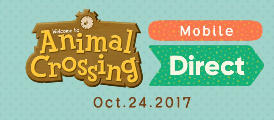 Animal Crossing focused Nintendo Direct coming tomorrow