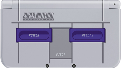 nintendo 3ds super nes