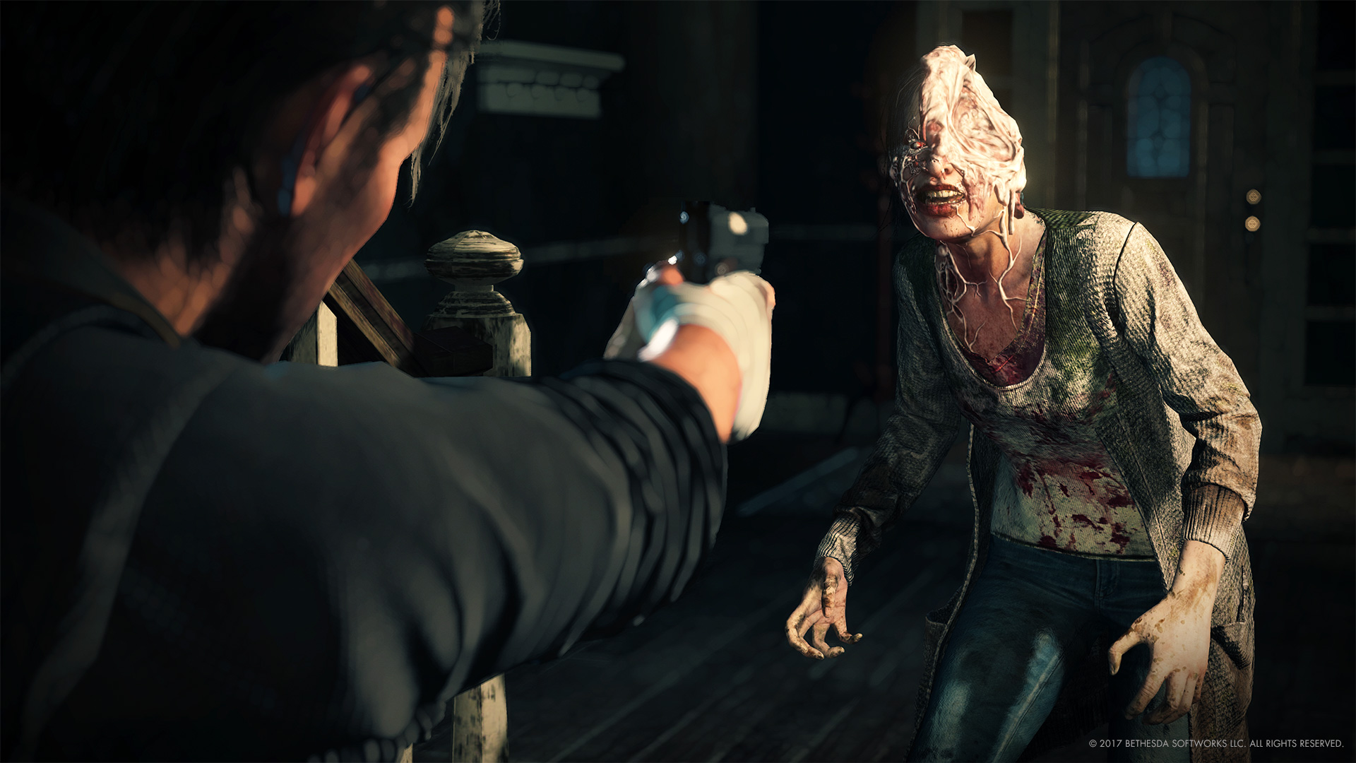 You Can Play Evil Within 2 in First-Person Mode on PC, Here's How
