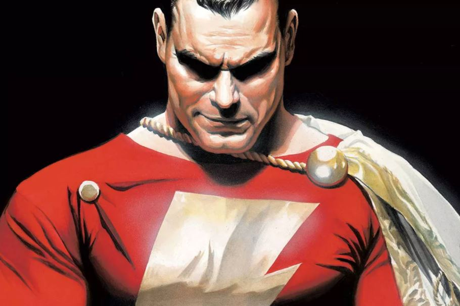 Shazam Director confirms the film's release month in 2019
