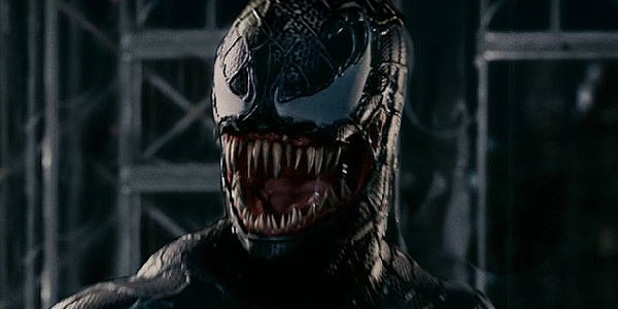 Sony release first Venom movie production photo!