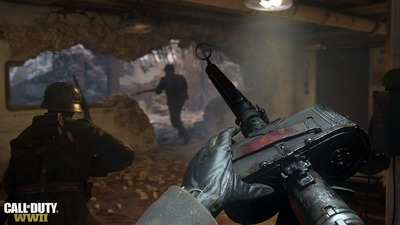 Call of Duty: WWII will need at least 80GBs of hard drive space on PlayStation 4
