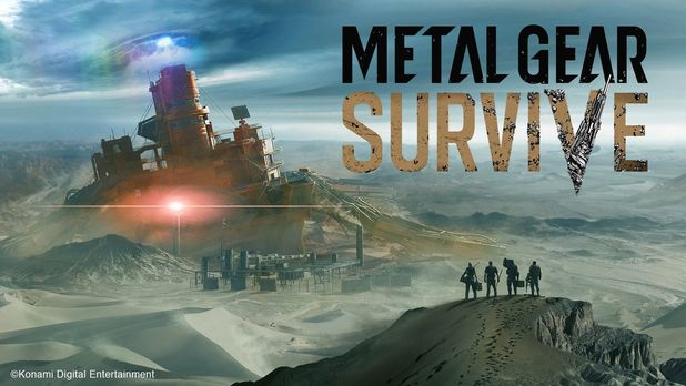 Konami teases Metal Gear Survive announcement for tomorrow