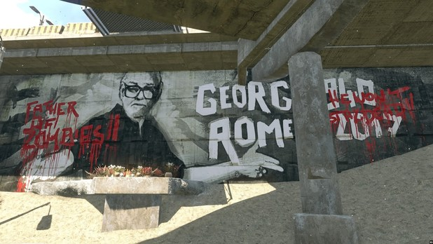 George Romero tribute gets added into Dying Light