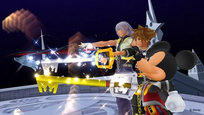 Two German retailers have listed Kingdom Hearts PS4 Collection for release in November