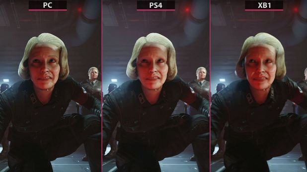 [Watch] Wolfenstein II: The New Colossus PC vs. PS4 vs. Xbox One Graphics Comparison & Frame Rate Test