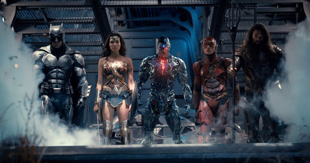Justice League confirmed to be 2 hours long