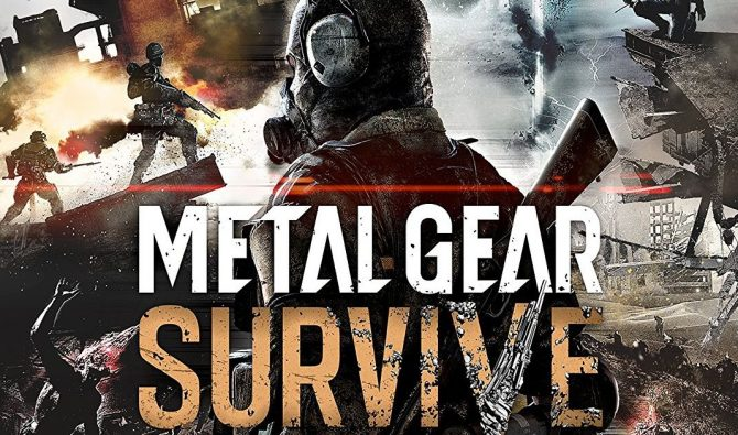 Metal Gear Survive will always require an internet connection - even in single-player