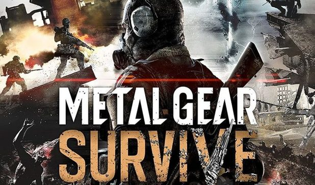 Metal Gear Survive Pre-Order Release with Bonuses