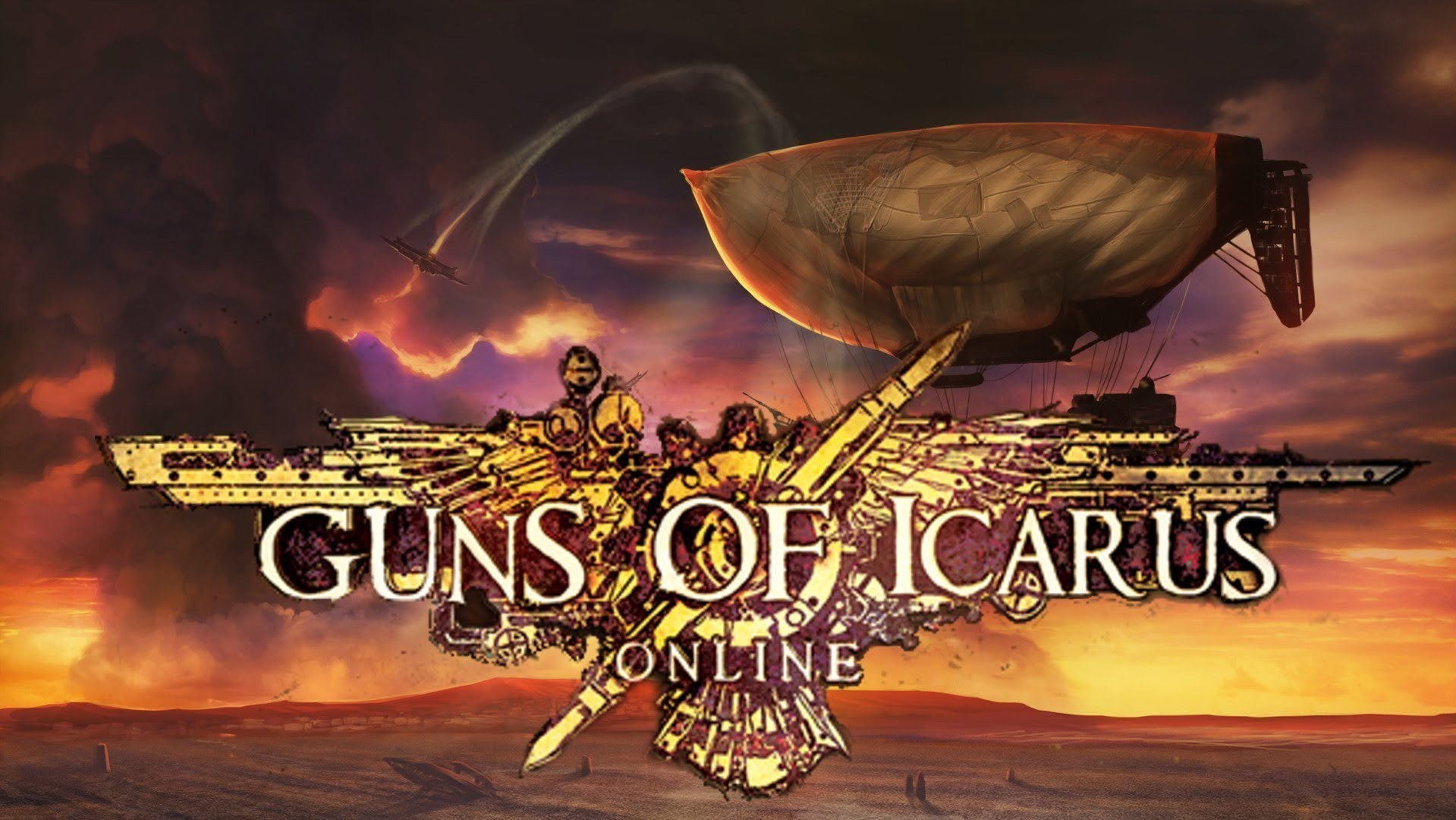 Guns of Icarus Online is free for the next 21 hours