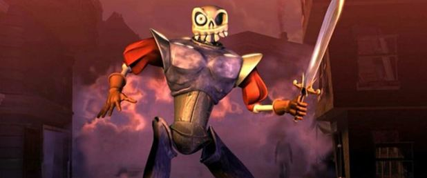 MediEvil Resurrection - Feature