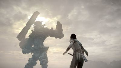 Shadow of the Colossus PlayStation 4 remake gets release date