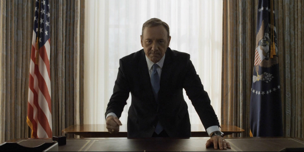 Netflix calls an end to House of Cards amid Kevin Spacey allegations / Netflix