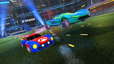 Rocket League Scores a Switch Release in Two Weeks