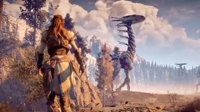 PlayStation Store Sale discounts Horizon Zero Dawn, Final Fantasy XV and more for PS4, PS3 and Vita