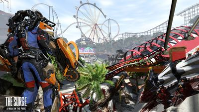 The Surge is getting an expansion called 'A Walk in the Park'