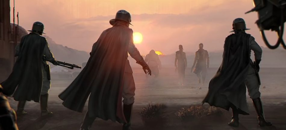 EA: Cancelled Visceral Star Wars Assets Will Live on Through Another New Project