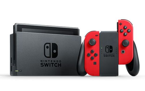 Nintendo outlines holiday sales; Includes Nintendo Switch, 2DS, and more