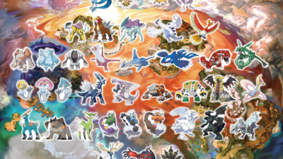 Pokemon Ultra Sun/Moon Get Some Ultra Additions, Legendaries, Ultra Beasts, and Team Rainbow Rocket