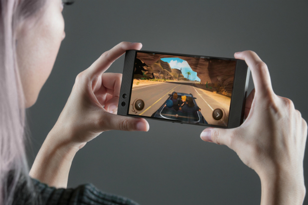 Razer reveals its first mobile gaming phone / DigitalTrends