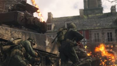 Review Roundup: Moving Call of Duty from space to WWII was the right move