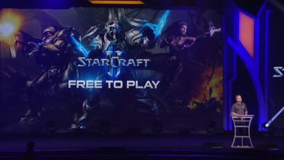 StarCraft II: Wings of Liberty going free-to-play; Details