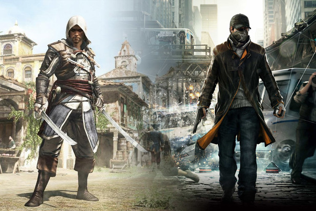 Assassin's Creed Origins Confirms That Watch Dogs and AC are In The Same Universe