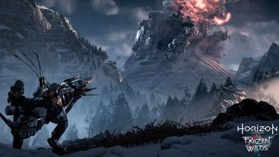 Review: Horizon: Zero Dawn The Frozen Wilds is more than worth a visit