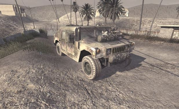 Humvee maker sues Activision over trademark infringement in 'Call of Duty' franchise