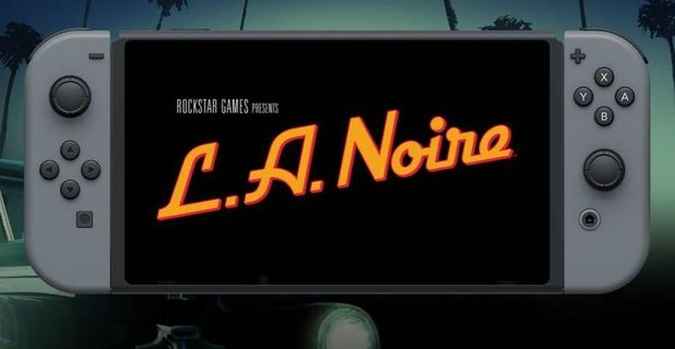 [Watch] L.A. Noire gets a special Nintendo Switch trailer