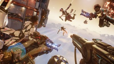 LawBreakers will be free to play this weekend on Steam