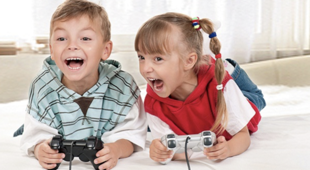 Gaming isn't that bad for kids, say experts