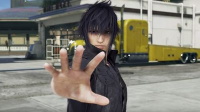Final Fantasy XV's Noctis Enters the Ring of Tekken 7