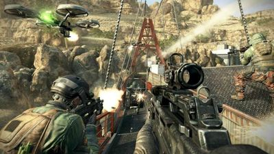 """Activision on Call of Duty movie: """"If the script and the story isn't right we won't do it"""""""