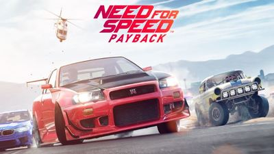 Review: Need for Speed Payback is an enjoyable racer, with a disastrous progression system