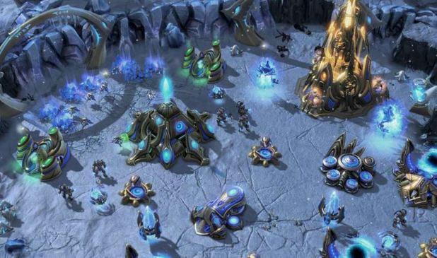 You can now grab Starcraft II: Wings of Liberty for free