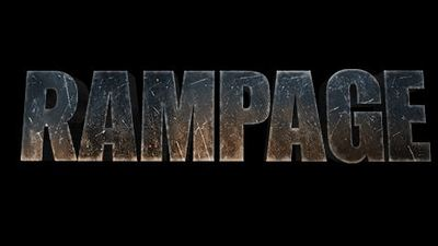 Dwayne Johnson unveils the 'Rampage' teaser poster before the first trailer